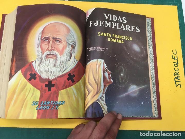 Tebeos: VIDAS EJEMPLARES Y VARIOS NOVARO. 1 TOMO DE 21 NUMEROS (VER DESCRIPCION) EDI. NOVARO AÑO 196-1966 - Foto 23 - 287673988