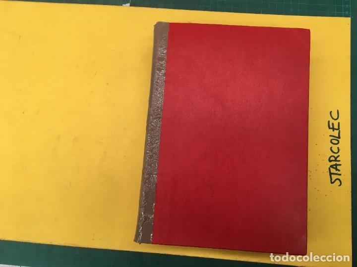 Tebeos: VIDAS EJEMPLARES NOVARO. 1 TOMO DE 20 NUMEROS (VER DESCRIPCION) EDITORIAL NOVARO AÑO 1955-1959 - Foto 2 - 287686243