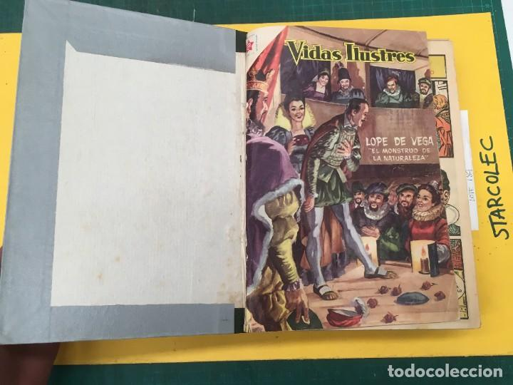 Tebeos: EPOPEYA nº 1/ VARIOS NOVARO. 1 TOMO DE 17 NUMEROS (VER DESCRIPCION) EDI. NOVARO AÑO 1957-1959 - Foto 2 - 287712963
