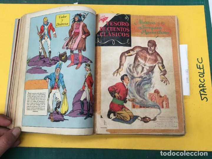Tebeos: EPOPEYA nº 1/ VARIOS NOVARO. 1 TOMO DE 17 NUMEROS (VER DESCRIPCION) EDI. NOVARO AÑO 1957-1959 - Foto 8 - 287712963