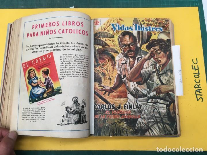 Tebeos: EPOPEYA nº 1/ VARIOS NOVARO. 1 TOMO DE 17 NUMEROS (VER DESCRIPCION) EDI. NOVARO AÑO 1957-1959 - Foto 10 - 287712963
