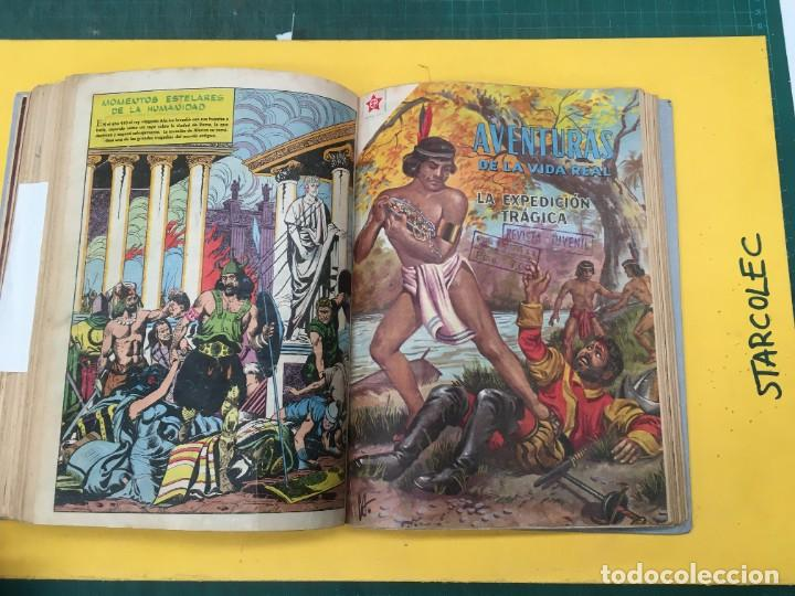 Tebeos: EPOPEYA nº 1/ VARIOS NOVARO. 1 TOMO DE 17 NUMEROS (VER DESCRIPCION) EDI. NOVARO AÑO 1957-1959 - Foto 14 - 287712963