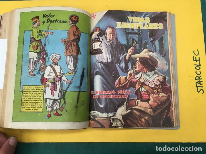 Tebeos: EPOPEYA nº 1/ VARIOS NOVARO. 1 TOMO DE 17 NUMEROS (VER DESCRIPCION) EDI. NOVARO AÑO 1957-1959 - Foto 15 - 287712963