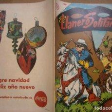 Livros de Banda Desenhada: EL LLANERO SOLITARIO # 130 SEA NOVARO MEXICO 1964. Lote 287771293