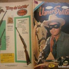 Tebeos: EL LLANERO SOLITARIO # 257 EDITORIAL NOVARO MEXICO 1972. Lote 287786488
