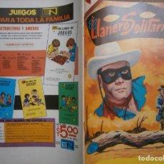Tebeos: EL LLANERO SOLITARIO # 305 EDITORIAL NOVARO MEXICO 1973. Lote 287791198