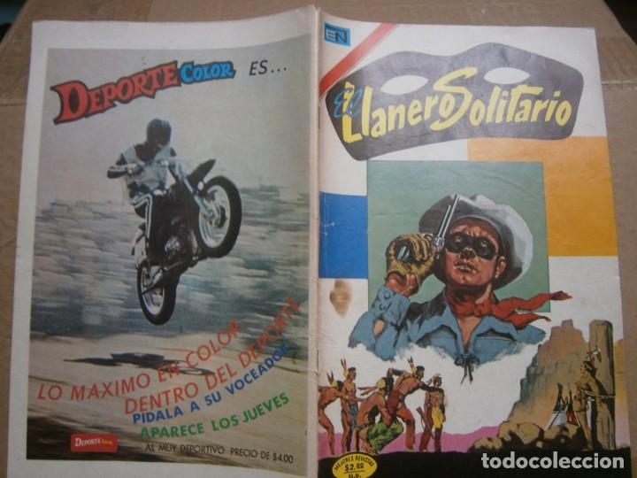 EL LLANERO SOLITARIO # 310 EDITORIAL NOVARO MEXICO 1974 (Tebeos y Comics - Novaro - El Llanero Solitario)