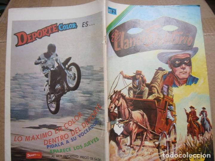 EL LLANERO SOLITARIO # 311 EDITORIAL NOVARO MEXICO 1974 (Tebeos y Comics - Novaro - El Llanero Solitario)