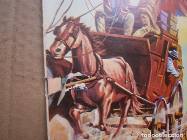 Tebeos: EL LLANERO SOLITARIO # 311 EDITORIAL NOVARO MEXICO 1974 - Foto 2 - 287791923