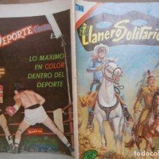 Tebeos: EL LLANERO SOLITARIO # 312 EDITORIAL NOVARO MEXICO 1974. Lote 287792018