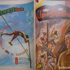 Tebeos: EL LLANERO SOLITARIO # 313 EDITORIAL NOVARO MEXICO 1974. Lote 287792078