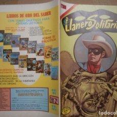 Tebeos: EL LLANERO SOLITARIO # 318 EDITORIAL NOVARO MEXICO 1974. Lote 287792383