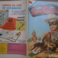 Tebeos: EL LLANERO SOLITARIO # 323 EDITORIAL NOVARO MEXICO 1974. Lote 287792678
