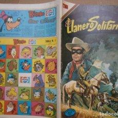 Tebeos: EL LLANERO SOLITARIO # 329 NOVARO MEXICO 1974. Lote 287793093