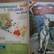 Tebeos: EL LLANERO SOLITARIO # 2 SERIE AVESTRUZ EDITORIAL NOVARO MEXICO 1975. Lote 287793253