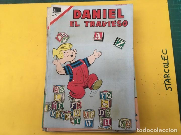 Tebeos: DANIEL EL TRAVIESO NOVARO, 21 NUMEROS (VER DESCRIPCION) EDITORIAL NOVARO AÑO 1965-1974 - Foto 5 - 287999243