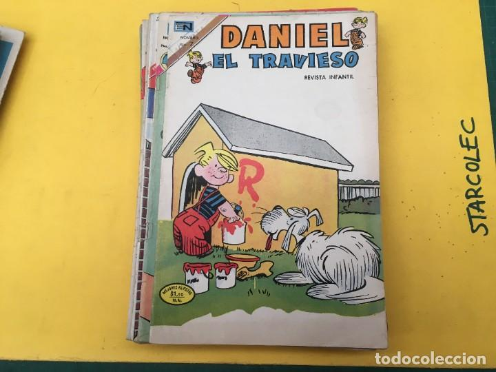 Tebeos: DANIEL EL TRAVIESO NOVARO, 21 NUMEROS (VER DESCRIPCION) EDITORIAL NOVARO AÑO 1965-1974 - Foto 13 - 287999243
