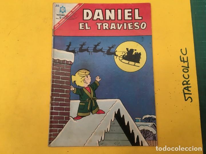 Tebeos: DANIEL EL TRAVIESO NOVARO, 21 NUMEROS (VER DESCRIPCION) EDITORIAL NOVARO AÑO 1965-1974 - Foto 22 - 287999243