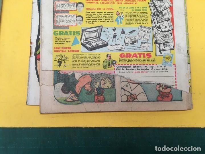Tebeos: DANIEL EL TRAVIESO ENS, 5 NUMEROS (VER DESCRIPCION) EDITORIAL ENS AÑO 1961-1962 - Foto 6 - 288000133