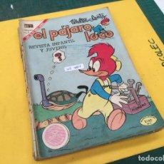 Tebeos: EL PAJARO LOCO NOVARO, 12 NUMEROS (VER DESCRIPCION) EDITORIAL NOVARO AÑO 1958-1972. Lote 288012103
