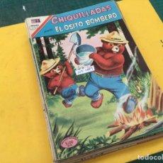 Tebeos: CHIQUILLADAS NOVARO, 22 NUMEROS (VER DESCRIPCION) EDITORIAL NOVARO AÑO 1958-1974. Lote 288025128