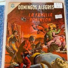 Livros de Banda Desenhada: NOVARO DOMINGOS ALEGRES 551 BUEN ESTADO. Lote 288144203