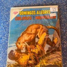 Livros de Banda Desenhada: NOVARO DOMINGOS ALEGRES 283 BUEN ESTADO. Lote 288173768