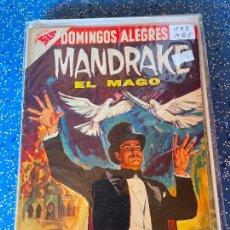 Livros de Banda Desenhada: NOVARO DOMINGOS ALEGRES 197 BUEN ESTADO. Lote 288174523