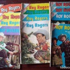 Tebeos: ROY ROGER NOVARO Nº 96 - 134 - 149 - 150 - 152 - 160 - 162 - 167 - 169 - 171 - 173 Y 174. Lote 288299558