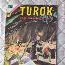 Tebeos: TUROK Nº 47 NOVARO. Lote 288359583