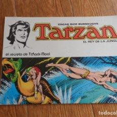 Tebeos: TARZAN EL REY DE LA JUNGLA Nº 6 EDITORIAL NOVARO. Lote 288366978