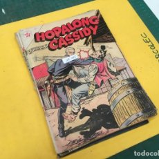 Tebeos: HOPALONG CASSIDY NOVARO, 5 NUMEROS (VER DESCRIPCION) EDITORIAL NOVARO AÑO 1958-1975. Lote 288449778