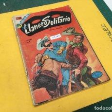 Tebeos: EL LLANERO SOLITARIO NOVARO, 4 NUMEROS (VER DESCRIPCION) EDITORIAL NOVARO AÑO 1965-1973. Lote 288450608