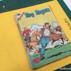Tebeos: ROY ROGERS NOVARO, 6 NUMEROS (VER DESCRIPCION) EDITORIAL NOVARO AÑO 1961-1974. Lote 288452558