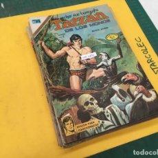 Tebeos: TARZAN DE LOS MONOS NOVARO, 13 NUMEROS (VER DESCRIPCION) EDITORIAL NOVARO AÑO 1971-1973. Lote 288458698