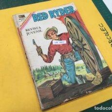 Tebeos: RED RYDER NOVARO, 5 NUMEROS (VER DESCRIPCION) EDITORIAL NOVARO AÑO 1964-1972. Lote 288460933