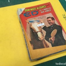 Tebeos: DOMINGOS ALEGRES NOVARO, 8 NUMEROS (VER DESCRIPCION) EDITORIAL NOVARO AÑO 1960-1974. Lote 288463673