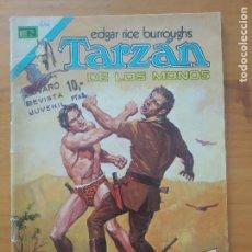 Tebeos: TARZAN DE LOS MONOS - Nº 444 - SERIE AGUILA - EDITORIAL NOVARO (6T). Lote 288544138
