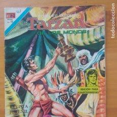 Tebeos: TARZAN DE LOS MONOS - Nº 463 - SERIE AGUILA - EDITORIAL NOVARO (6T). Lote 288545063