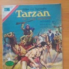 Tebeos: TARZAN DE LOS MONOS - Nº 482 - SERIE AGUILA - EDITORIAL NOVARO (6T). Lote 288545603
