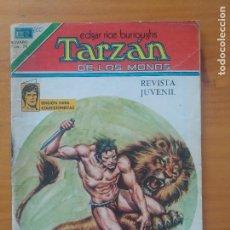 Tebeos: TARZAN DE LOS MONOS - Nº 600 - SERIE AGUILA - EDITORIAL NOVARO (6T). Lote 288547178