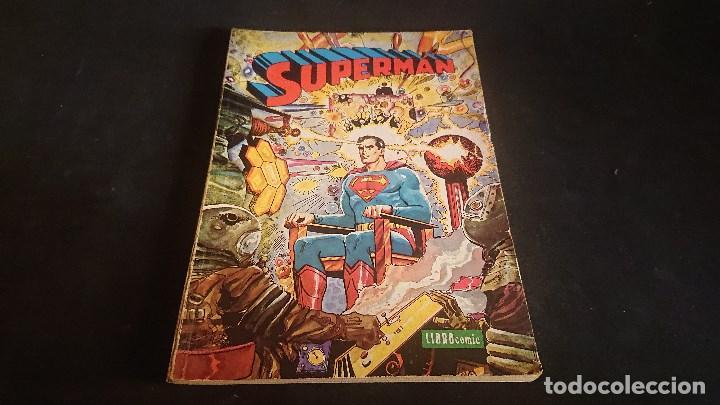 TEBEO SUPERMAN TOMO V , EDITORIAL NOVARO , LEER DESCRIPCION (Tebeos y Comics - Novaro - Superman)