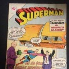 Tebeos: SUPERMAN Nº 267 CLARK KENT EL PERIODISTA DE ACERO, EDITORIAL NOVARO, AÑO 1960, EN BUEN ESTADO. Lote 288586888
