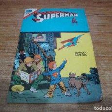 Tebeos: SUPERMAN EDICIONES NOVARO Nº 999. Lote 288857243