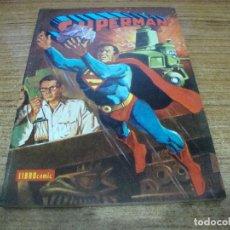 Tebeos: SUPERMAN EDICIONES NOVARO LIBRO COMIC TOMO L. Lote 288857418