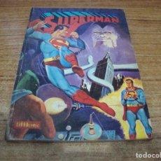 Tebeos: SUPERMAN EDICIONES NOVARO LIBRO COMIC TOMO LI. Lote 288857433