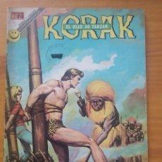 Tebeos: KORAK EL HIJO DE TARZAN - Nº 3 - EDITORIAL NOVARO (GV). Lote 288910318
