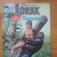 Tebeos: KORAK EL HIJO DE TARZAN - Nº 14 - EDITORIAL NOVARO (GV). Lote 288911328