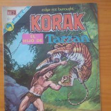 Tebeos: KORAK EL HIJO DE TARZAN - Nº 16 - EDITORIAL NOVARO (GV). Lote 288912193