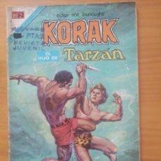 Tebeos: KORAK EL HIJO DE TARZAN - Nº 25 - EDITORIAL NOVARO (GV). Lote 288913458